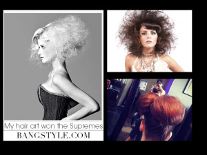 11Industry Icon project by Chaele Redding for Aveda Academy